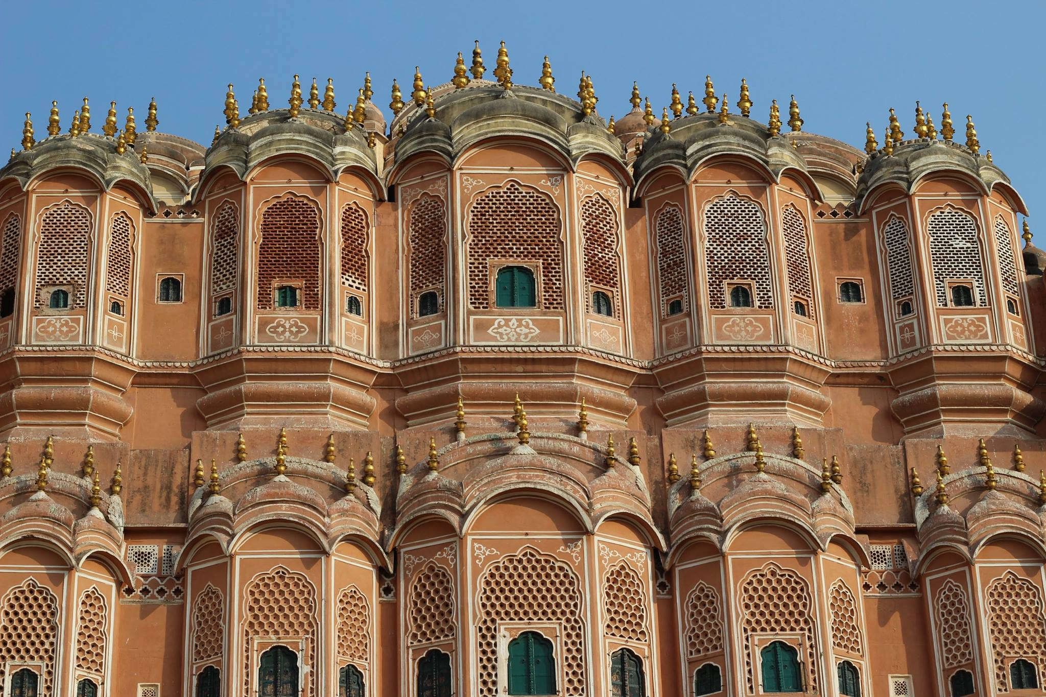 Jaipur is full of amazing structures and history