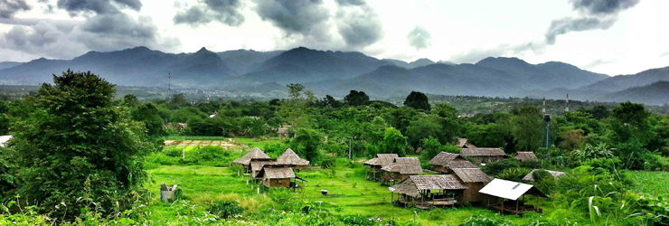 Pai North Thailand